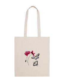 mariflores y amaposas - sac en toile