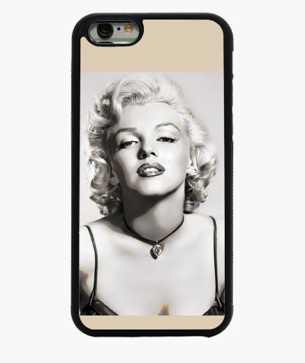Funda iPhone 6 / 6S Marilyn diva