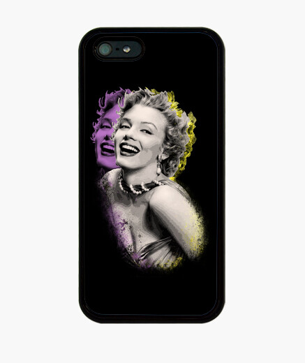 Funda iPhone Marilyn Monroe