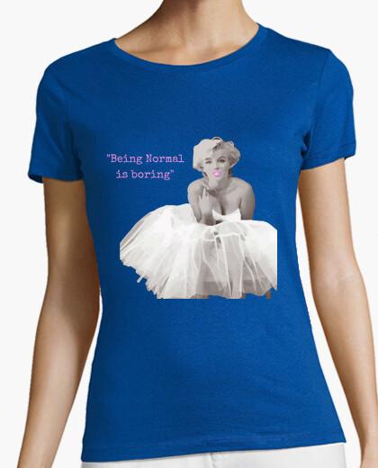 Camiseta Marilyn Monroe.