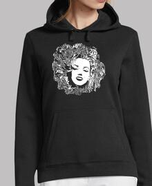 Marilyn Monroe - Sudadera chica