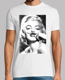 Marilyn Monroe Bigote