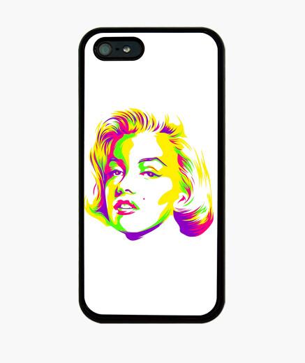 Funda iPhone Marilyn Monroe Colors - Funda de móvil