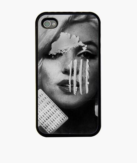 Funda iPhone marilyn monroe drug