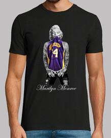 Marilyn Monroe Lakers
