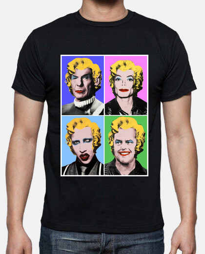 MARILYN pop art