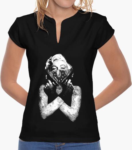 Camiseta Marilyn Swag