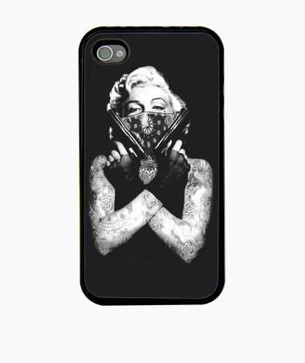 Funda iPhone Marilyn Swag