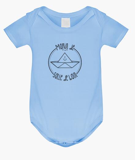 Vêtements enfant Marin de Salle de Bain