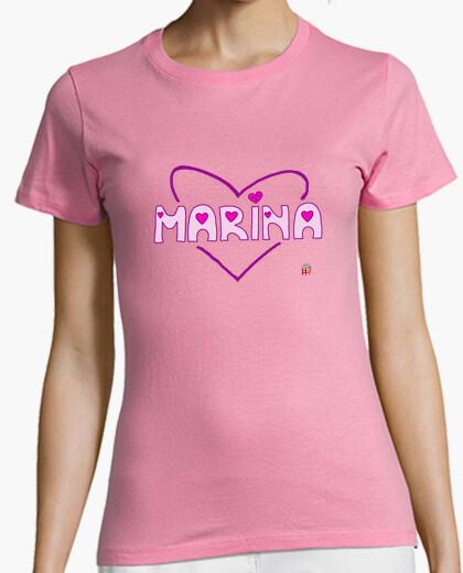 Camiseta Marina by popcorn