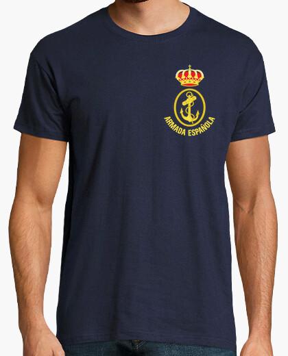 Tee-shirt marine espagnole  tee shirt  mod.01