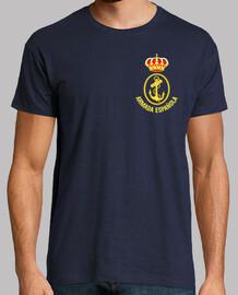 marine espagnole  tee shirt  mod.01