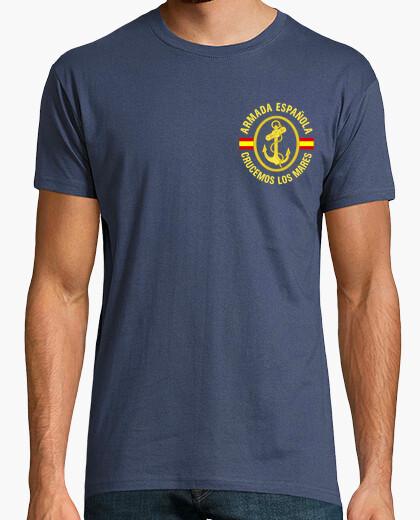 Tee-shirt marine espagnole  tee shirt  mod.11
