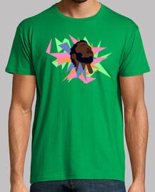 Marion Face - Camiseta para Hombres