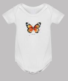 Mariposa acuarela