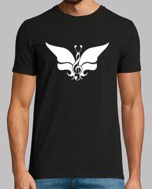 Mariposa Clave de Sol