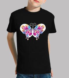 Mariposa de Colores / Mariposas Blanco