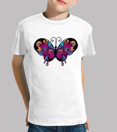 Mariposa de Colores / Mariposas Negro
