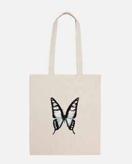 Mariposa Graphium Cloanthus Bolsa