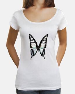 Mariposa Graphium Cloanthus Camiseta