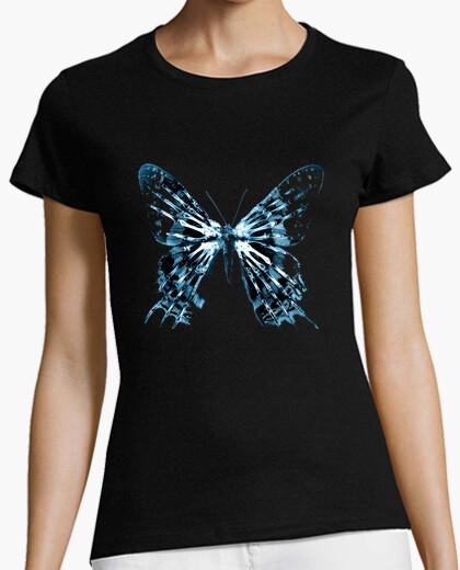 Camiseta Mariposa Mujer