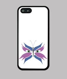 Mariposa rostro
