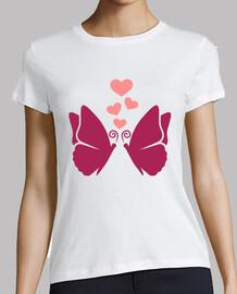 mariposas corazones amor