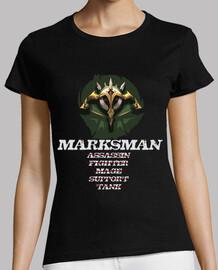 MARKSMAN chica