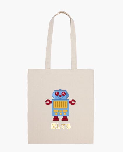 Bolsa Marmalade boy robot