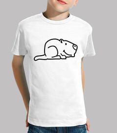 marmota cómico