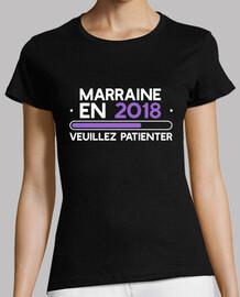 Marraine 2018 cadeau
