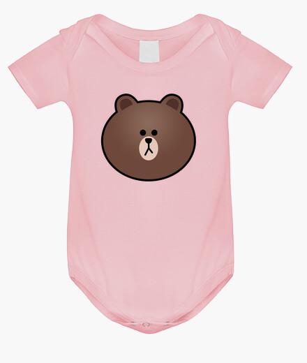 Abbigliamento bambino marrone l39orso