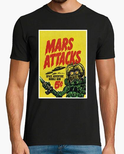 Camiseta Mars Attacks