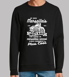 Marseille and biker humor
