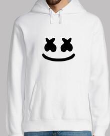Marshmello DJ - Jersey con capucha