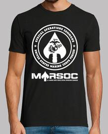 marsoc  T-shirt  mod.01