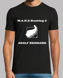 M.A.R.S.Raking 2 Adolf Terra Formars Two Sides Black