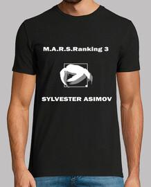 M.A.R.S.Raking 3 Sylvester Terra Formars Black