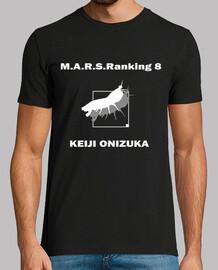 M.A.R.S.Raking 8 Keiji Terra Formars Two Sides Black
