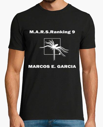 Camiseta M.A.R.S.Raking 9 Marcos Terra Formars Black