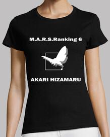 M.A.R.S.Ranking 6 Akari Terra Formars Two Sides Black