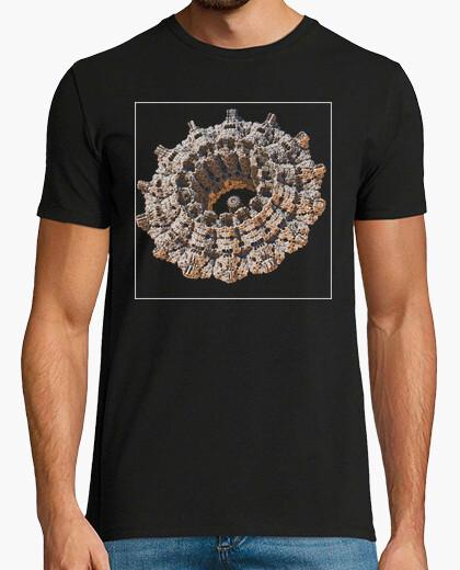 Camiseta Martian Mandala