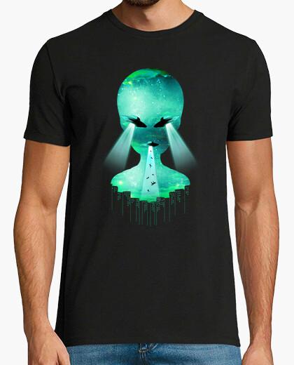 Tee-shirt martiens