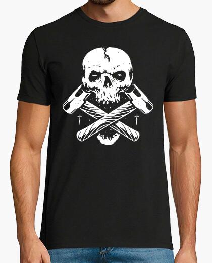 Camiseta martillo de cráneo