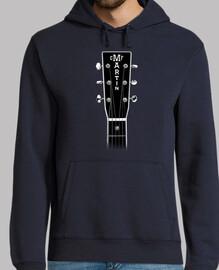 martin guitarra acústica om 42 clavijer