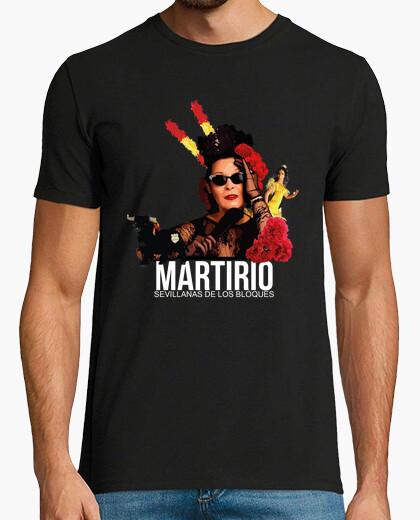 Camiseta Martirio