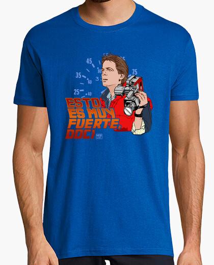 Camiseta Marty McFly (Regreso al Futuro)