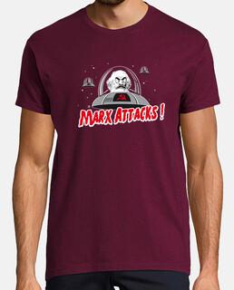 marx attacks