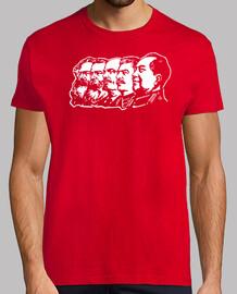 Marx, Engels, Lenin, Stalin y Mao