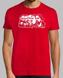 Marx, Engels, Lenin, Stalin y Pablo Iglesias